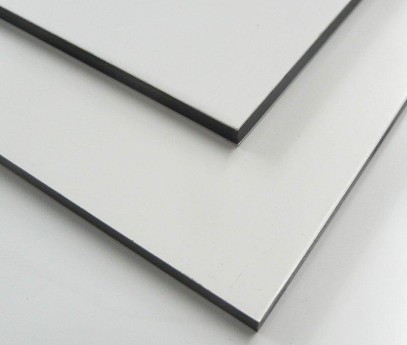 silver acm panel